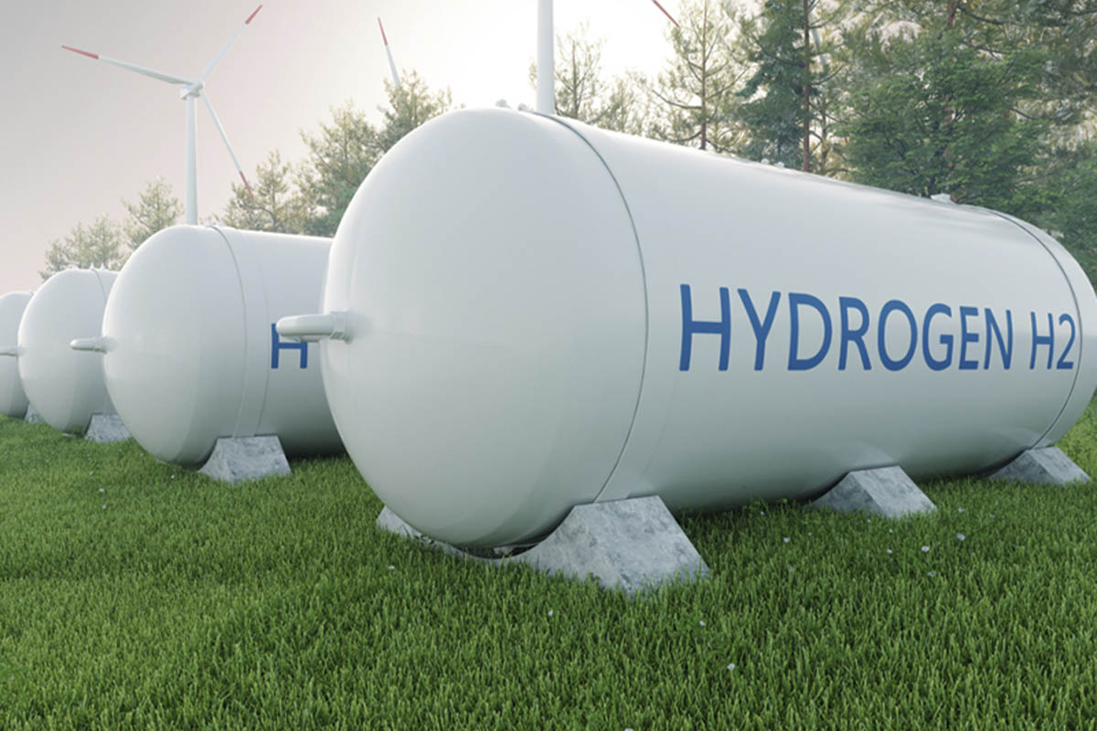 A Cost-Competitive Solution for Climate Issues Is Green Hydrogen