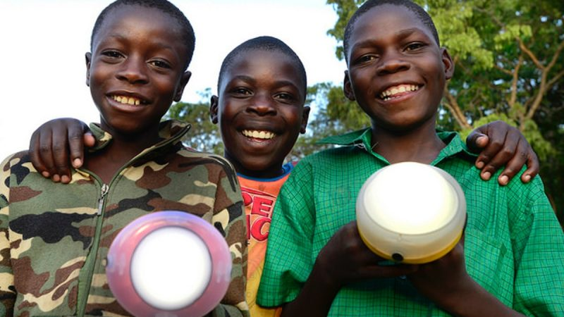 The Impact of Solar Lamp Posts in Africa